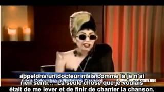 16/04/11 Interview Caracol Television - (Partie 1/3) Sous titres Français (GaGavision.net)