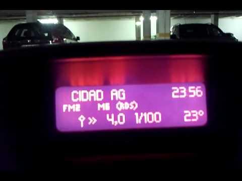 peugeot 307 fuel consumption - youtube
