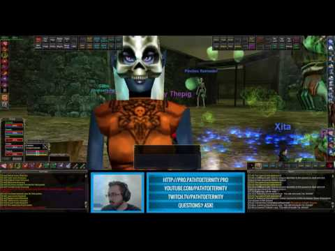 EverQuest Gameplay: Plane of Earth B and Plane of Earth A (05/18/2017)