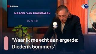 Van Roosmalen: 'Waar ik me echt aan ergerde: Diederik Gommers'   NPO Radio 1