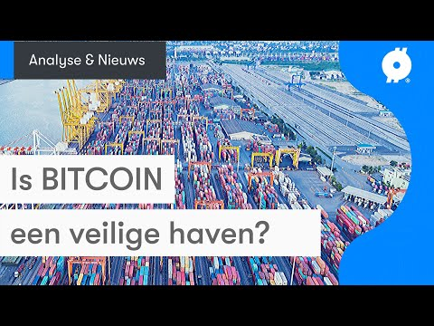 #BITCOIN, Een Veilige Haven Of Niet? | Cryptocurrency Genoemd In The Simpsons | Koers Analyse