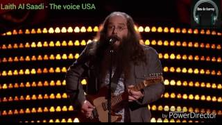 Incredible audition - Laith Al Saadi - The voice USA