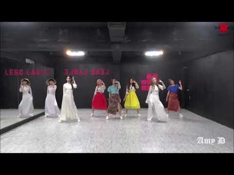 MOMOLAND ' BAAM' Mirrored Dance Practice Special Merry
