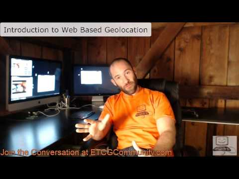 Introduction to Web Based Geolocation