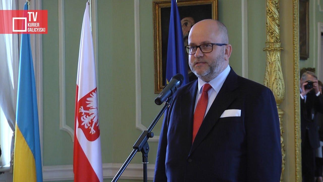 Rafał Wolski: Moim priorytetowym zadaniem jest praca na rzecz Polaków Ziemi Lwowskiej