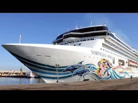 Kreuzfahrt Norwegian Cruise Line NCL Spirit