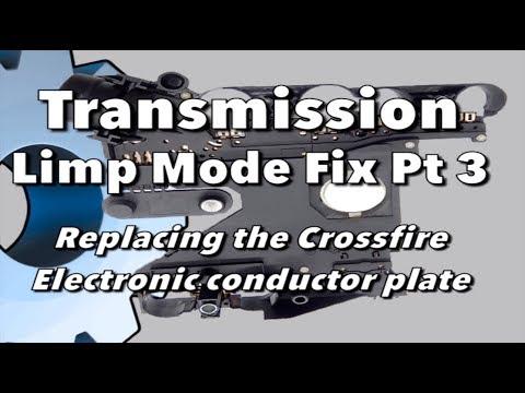 Crossfire Transmission Limp Mode Fix Pt3