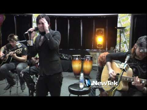 Hinder - All American Nightmare (acoustic) (w/ Interview)