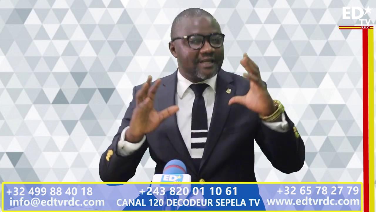 UDPS ANGOLA: JEAN MARC KABUND KATA LIKAMB'OYO