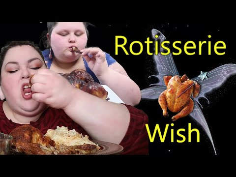 Chantal Foodie Beauty And Amberlynn Reid Finally Collab To Have A Chit Chat Over Rotisserie Chicken