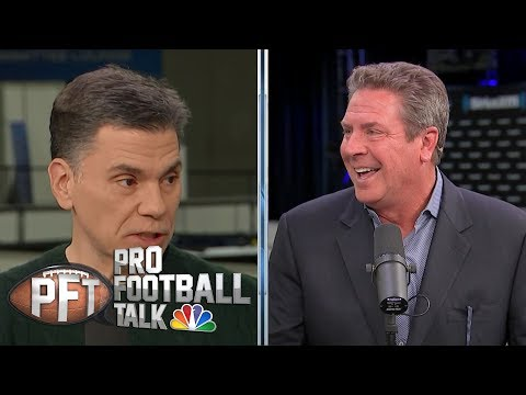 Dan Marino explains why today's game is easier for QBs | Pro Football Talk | NBC Sports