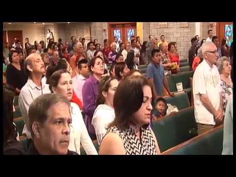 LA SANTA MISA SANTA JULIANA CHURCH