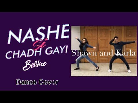 Nashe Si Chadh Gayi Dance Video   Befikre   Arijit Singh   Ranveer Singh   Vaani Kapoor