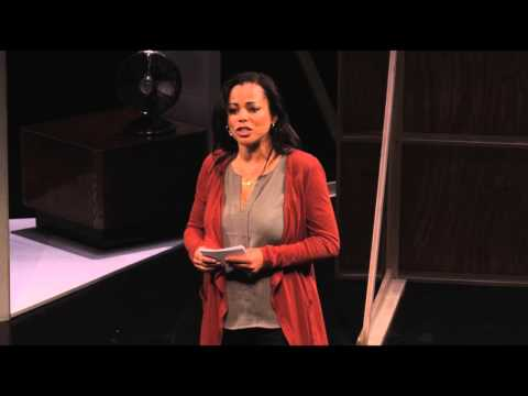 Behind the Mask: Reducing Recidivism and Transforming Lives: Sabra Williams at TEDxCulverCity