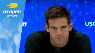 2018 US Open Press Conference: Juan Martin del Potro