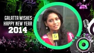 Kollywood Stars Wish you Happy New Year 2014