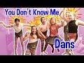 Dans | Jax Jones- You Don't Know Me ft. Raye |  Bizim Aile Eğlenceli Çocuk Videoları