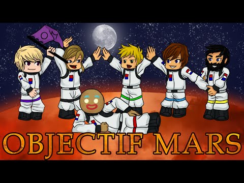 Objectif Mars : La Fusée ! #22
