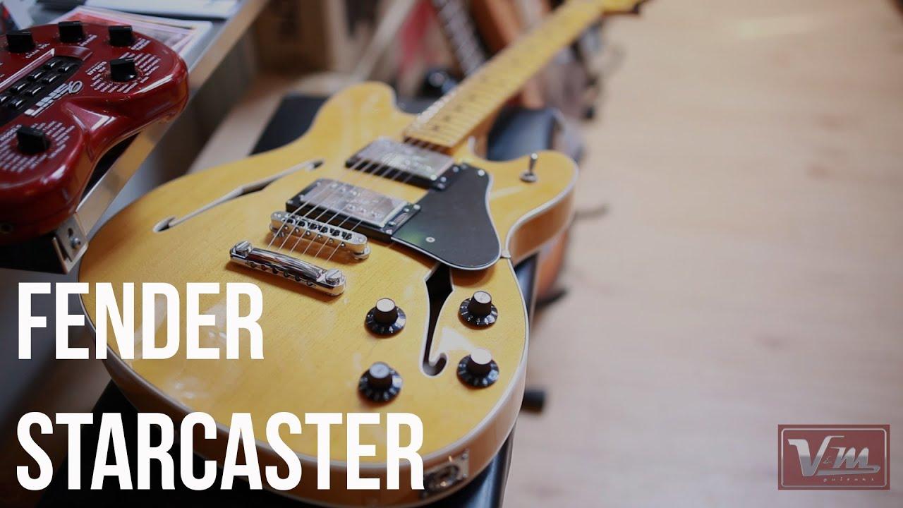 Fender Starcaster on