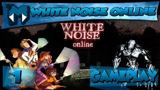 WHITE NOISE ONLINE COOP #1 - TERRORZÃO E MUITA TENSÃO !! / Gameplay 1080p 60fps PT-BR