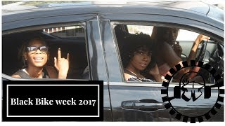 Black Bike Week 2017