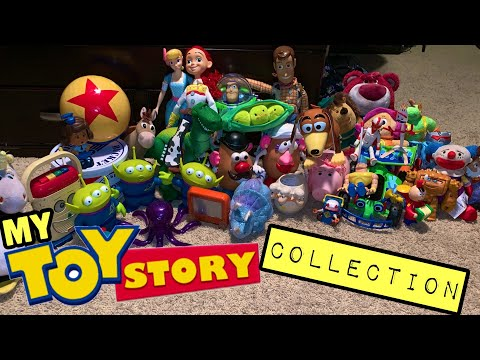 My Toy Story Collection!