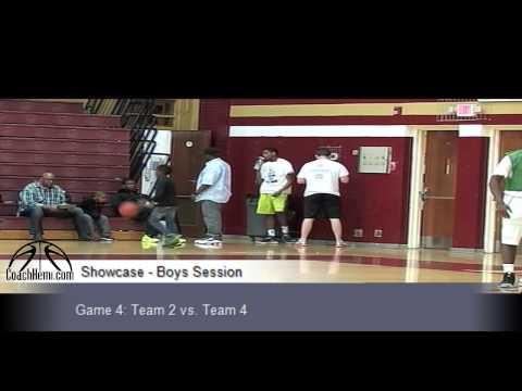 Coach Hemi.com Showcase - Boys Session: Game 4
