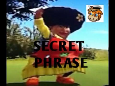 Bertha's Secret Phrase! - Hot Shots Golf Fore!