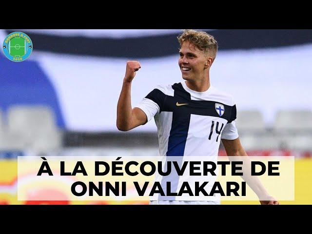 Groupe B : À la découverte d'Onni Valakari ! #Euro2020