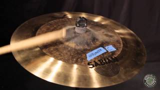 sabian custom shop 18 hhx omni crash cymbal