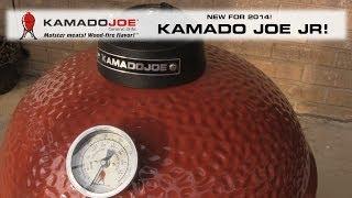 Kamado Joe 2014 - Meet Joe Jr!