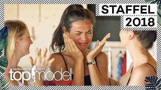Wer darf in der ersten Fashion Show laufen? | GNTM 2018 | ProSieben