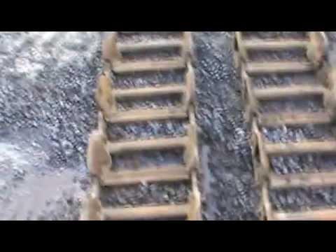 Grouser 147f Series Steel Skid Steer Tracks Over The Tire For