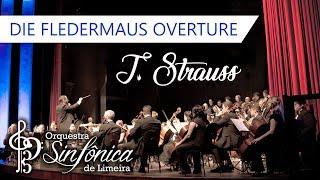 Johann Strauss II | Die Fledermaus Overture (Orquestra Sinfônica de Limeira)