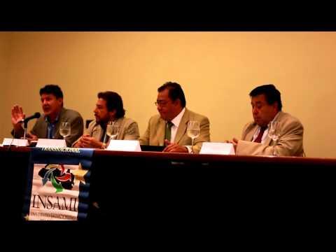 Conferencia de Prensa del INSAMI la inclusión de los salvadoreños en el exterior al Seguro Social