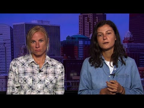 Meet the Two Catholic Workers Who Secretly Sabotaged the Dakota Access Pipeline to Halt Construction