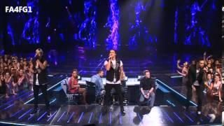 The X Factor Australia 2012 TOP 5 Live Decider 8 Bottom 2 Showdown