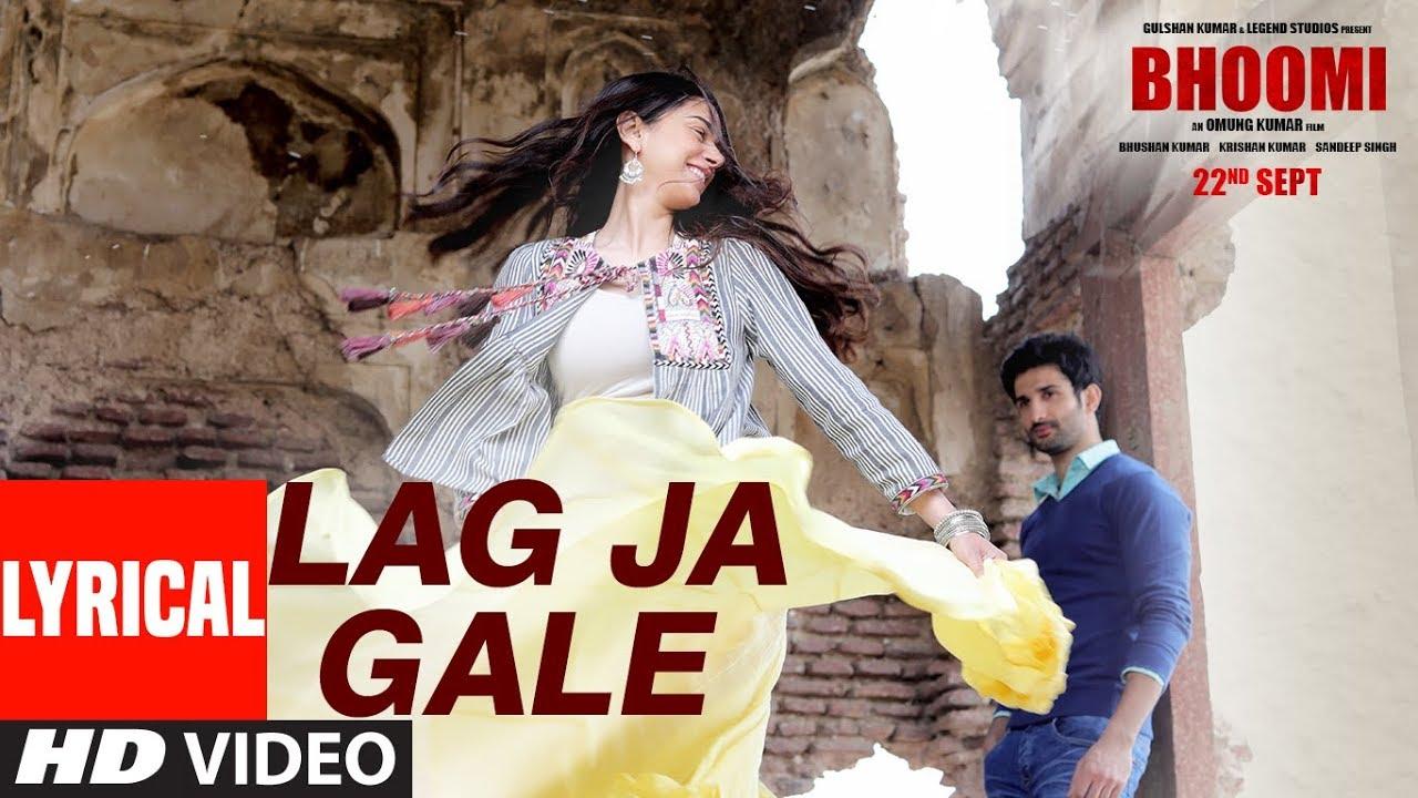 Bhoomi Lag Ja Gale Lyrical Rahat Fateh Ali Khan Sachin Jigar