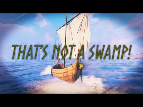 The Swamp is that way - Valheim gameplay ep6