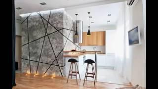 Как оформить дизайн интерьер квартиры студии 40,3 кв м(, 2017-01-11T21:12:26.000Z)
