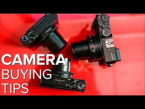 Camera buying tips