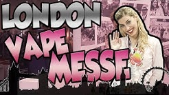 LONDON VAPE JAM UK 2018 Dampfermesse mit Dinner Lady