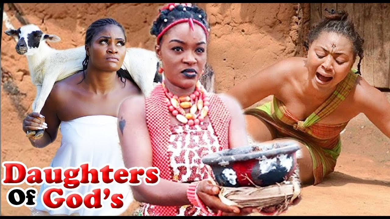 Download Daughters Of God's Part 1 - Regina Daniels Epic Nollywood Movies
