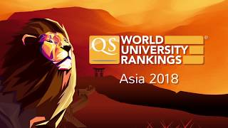 The Top 10 Universities in Asia 2018
