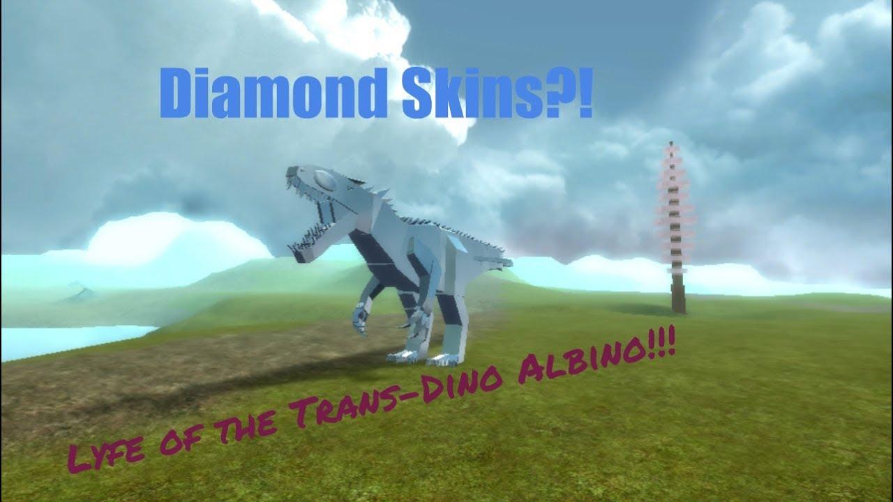 dinosaur simulator how to get giant skins