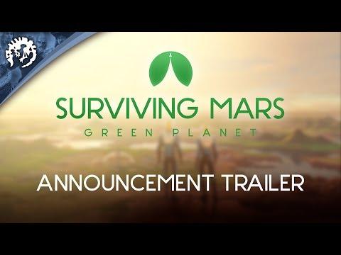В следующем дополнении к Surviving Mars будет терраформинг