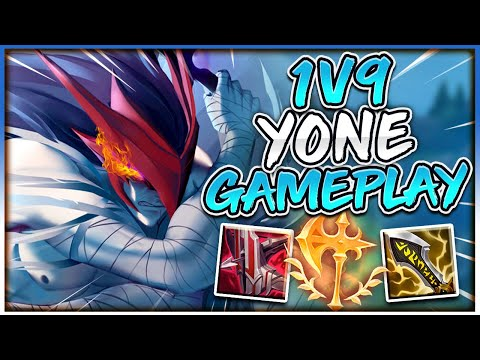 Download This Is What RANK 1 YONE Gameplay Looks Like | Challenger Yone - League of Legends