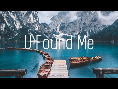 Tritonal - U Found Me (Lyrics)