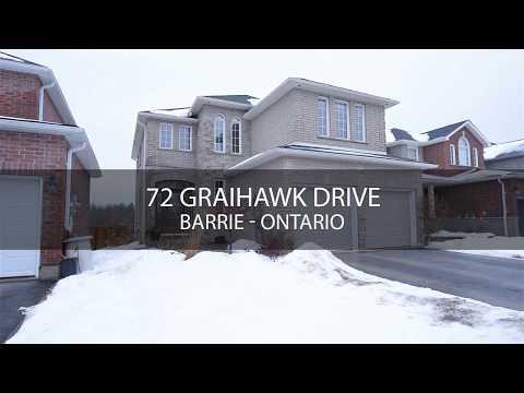 72 Graihawk Drive,