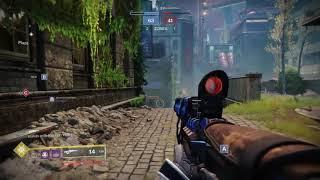 Destiny 2 Mountaintop midair kill